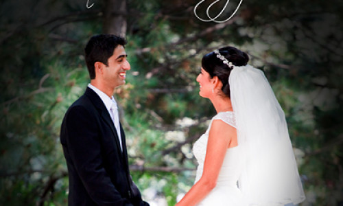 Wedding Photographer Mississauga | Iranian Couple Nader and Mojgan
