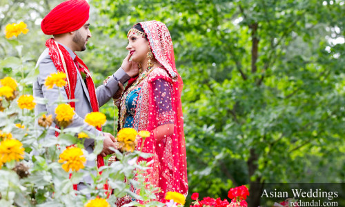 Sikh Wedding Photographer Mississauga Brampton | Kamal and Bev